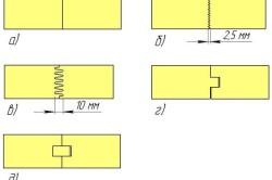 Схема скрепление пенополистирола с фанерой