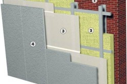 Схема укладки пароизоляции для стен