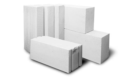 Пеногазосиликатные блоки