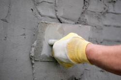 Штукатурка стен из керамзитобетона
