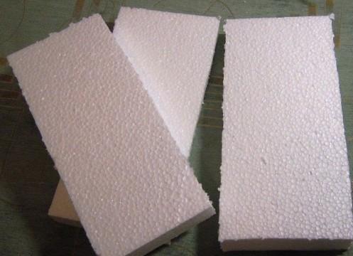 Как сделать декоративный камень из пенопласта своими руками