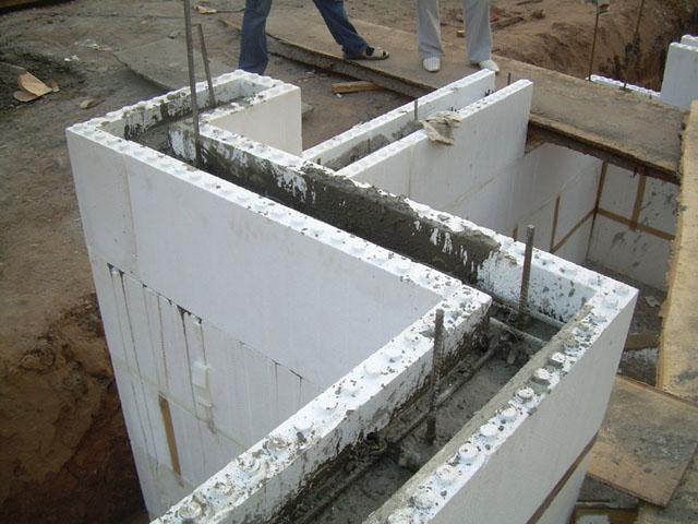 Блоки для постройки дома своими руками