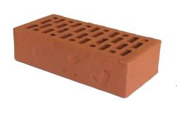 Кирпич керамический красный пустотелый