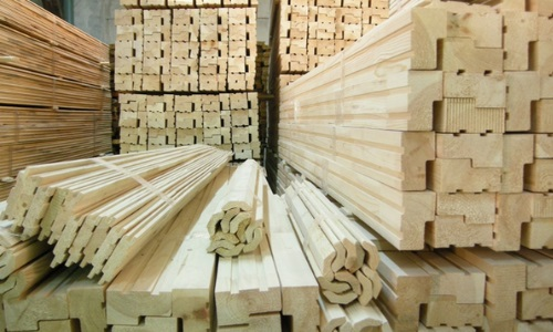 Древесные строительные материалы