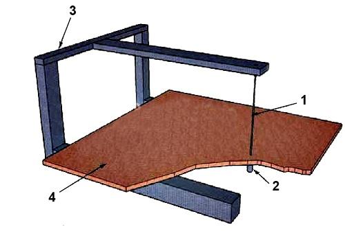 Как сделать устройство для резки пенопласта