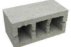 Использование шлакобетонных блоков