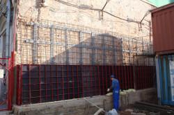 Как укрепить стену из кирпича