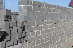 Возведение стен из полистиролбетонных блоков