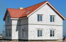 Рассчитать количество шлакоблоков на дом, гараж, баню: методика