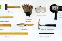 Инструменты для утепления дома опилками
