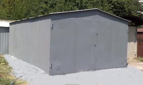 продам железный гараж екатеринбург