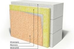 Подготовка раствора и нанесение штукатурки на бетонную стену