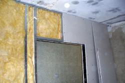 Теплоизоляция бетонной стены изнутри