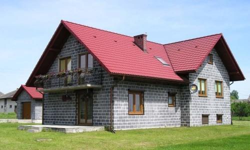 Как построить дом из шлакоблоков своими руками проекты фото 669