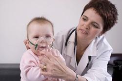 Ингаляция при детском бронхите