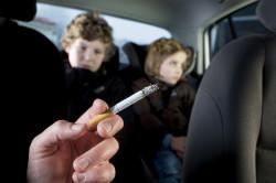 Пассивное курение - причина пневмонии