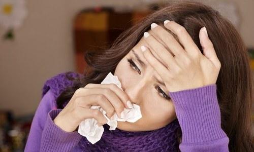 Заболевание воспалением легких
