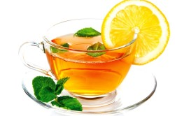 Чай с лимоном для укрепления организма