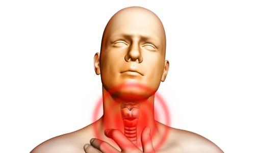 Ощущение мокроты в горле