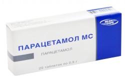 Парацетамол от температуры