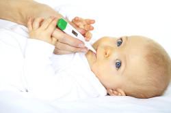Повышение температуры при пневмонии